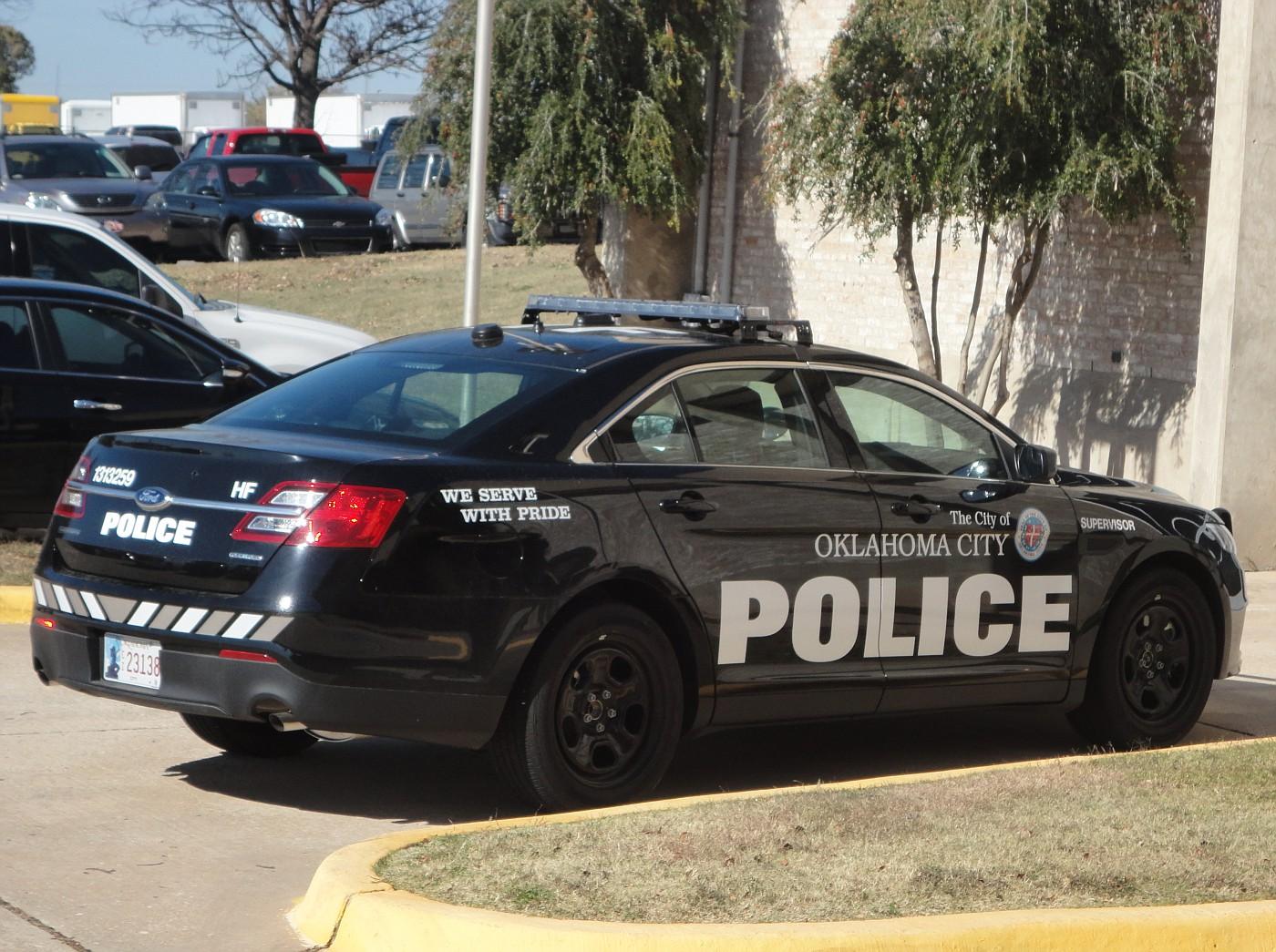 OK - Oklahoma City Police