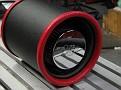 Prototype Red on Black