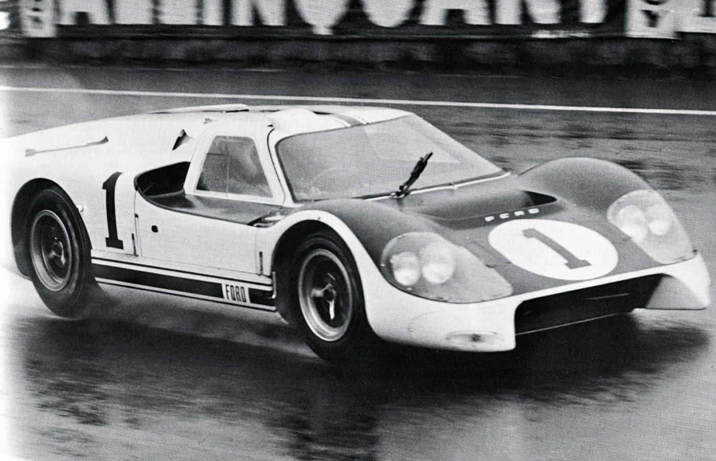 Le Mans Testsford J