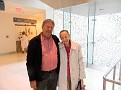 DB and Estrellita Karsh - widow of the great photographer