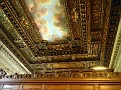 look up in the main branch of the Public Library on 42nd Street and 5th Avenue