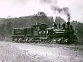 Brimstone Train #36 at New River, TN