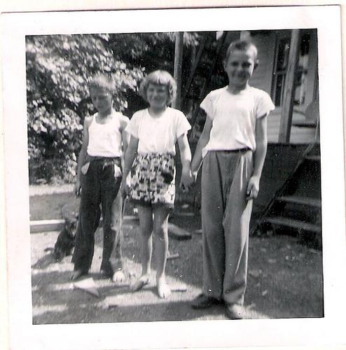 155-Jim Chambers, Uncle Del Moffett, and Aunt Pat Moffett