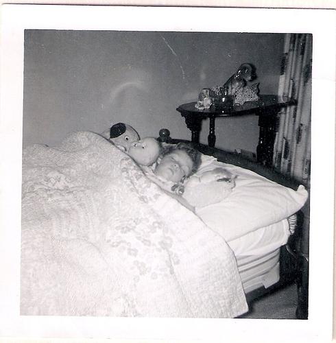 218-Mom  Taken in house on Delaware Street, Ypsilanti Michigan