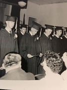 Norma High School Graduation - 1966