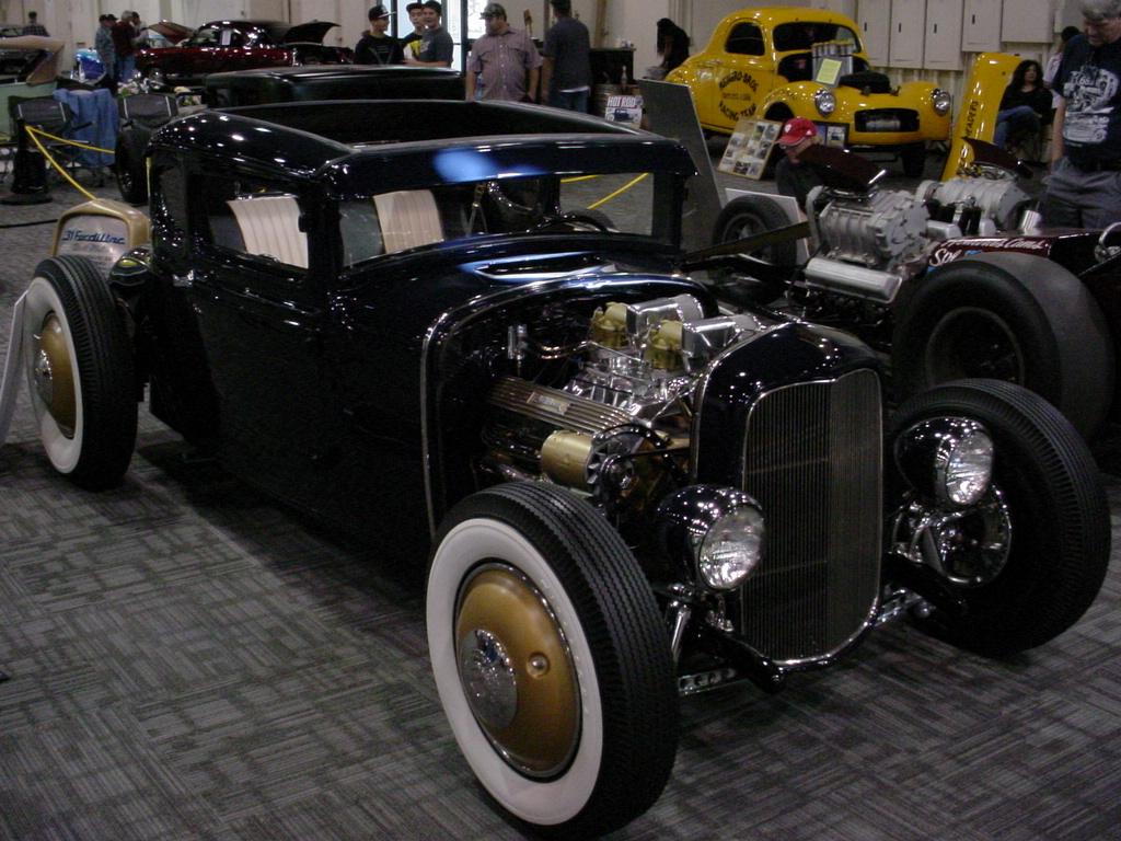 hot rod 65th anniversary homecoming car show
