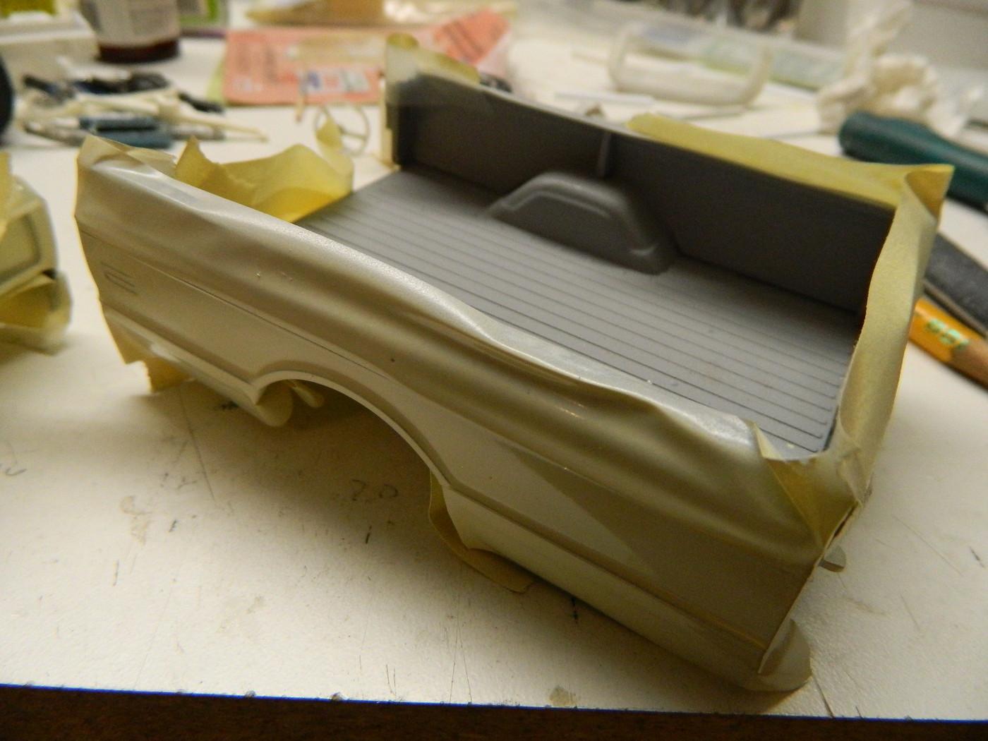 72 Chevrolet Fleetside