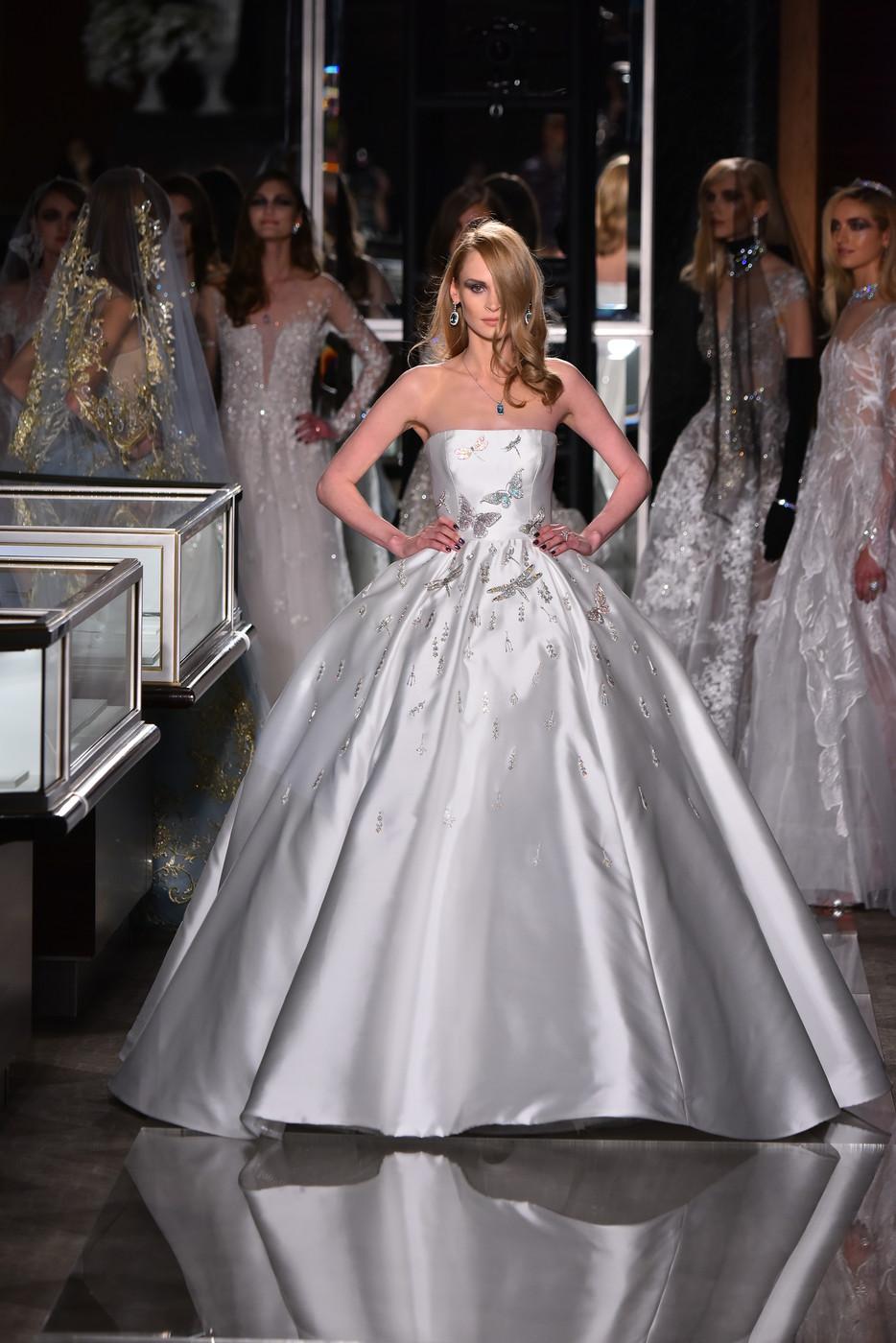 Reem Acra Bridal SS18 0958
