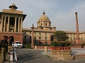 Parlimentary Buildings and Grounds in Delhi... where the laws and rules are made and managed...