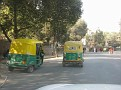 My Taxi was a small car,,,  not one of the zillions of these three wheelers taxi's...