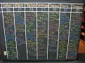 This is the Hostel Activity Board / Lots to do!!!  And Cheap!!!