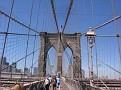 Brooklyn Bridge, New York.