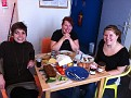 "Brunch at Alaina's Place in the ""Jordaan"" district in Amsterdam ;-)"