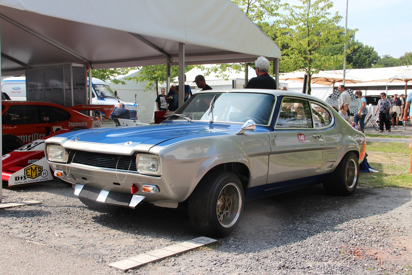 Photo 1970 Ford Capri 2400 Gt Weslake Ligthweigth 06 Schloss Dyck Classic Days 2014 Album Cars N Trucks 4 You Fotki Com Photo And Video Sharing Made Easy