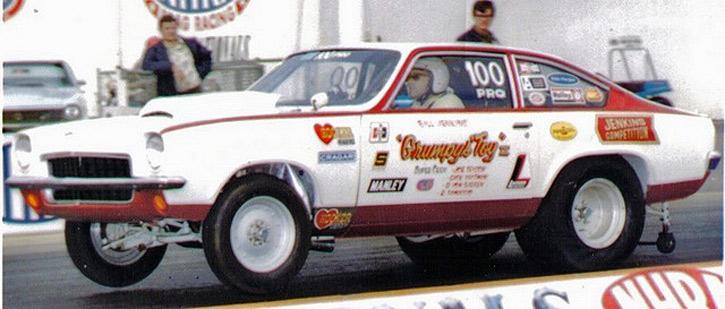 Slixx 1808 Grumpy S Toy 1972 Vega Slixx Drag Racing Decals
