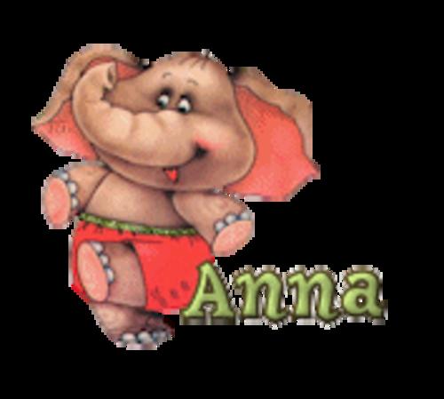 Anna - CuteElephant