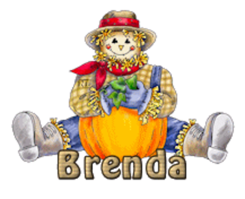 Brenda - AutumnScarecrowSitting