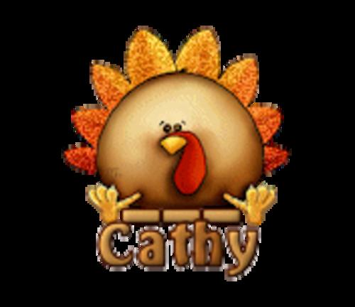 Cathy - ThanksgivingCuteTurkey