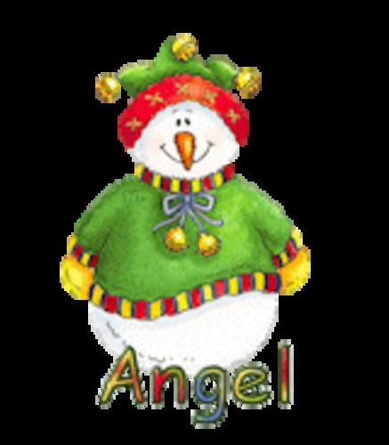 Angel - ChristmasJugler