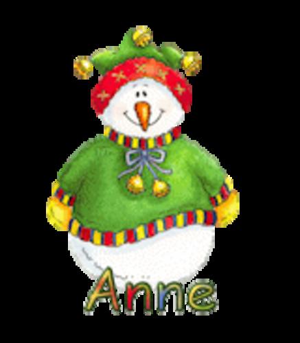 Anne - ChristmasJugler