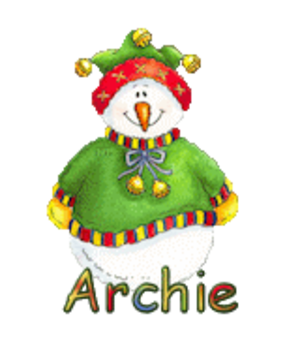 Archie - ChristmasJugler