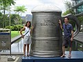 Biggest tin beer mug in the world