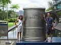 Biggest tin beer mug in the world