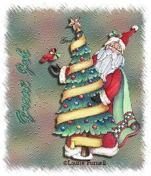 Gramps-gailz1208-LaurieFurnell Santa & Tree SLH