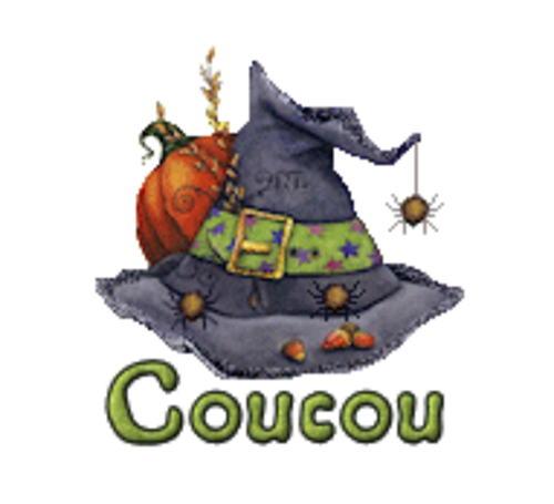 Coucou - CuteWitchesHat