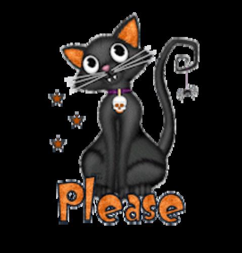 Please - HalloweenKittySitting