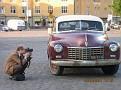Museosta ja sen ajoneuvoista tehdään kuvauksien lisäksi myös artikkeleita