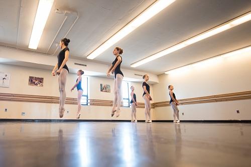 Brighton Ballet Practice DG-121