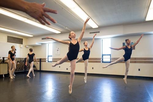 Brighton Ballet Practice DG-135