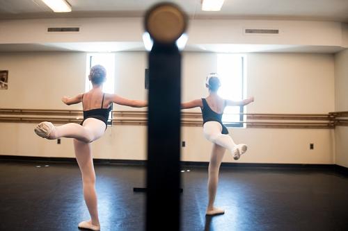 Brighton Ballet Practice DG-74