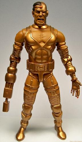 Cyborg (gold)
