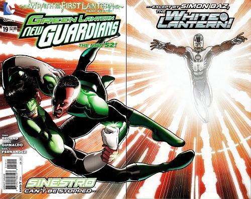 Green Lantern New Guardians #019