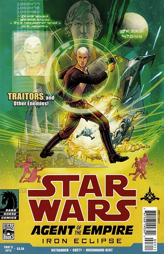 Agent of the Empire Iron Eclipse #3