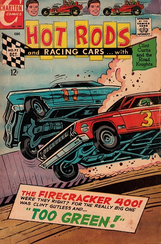 Hot Rods & Racing Cars #092