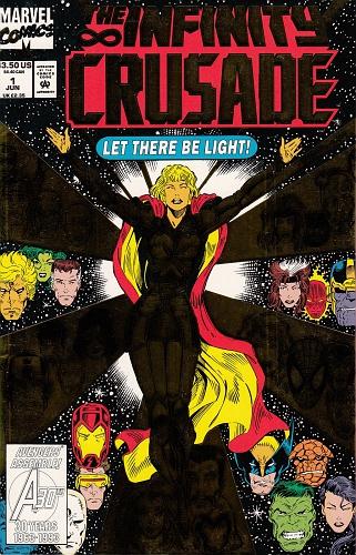 The Infinity Crusade #01