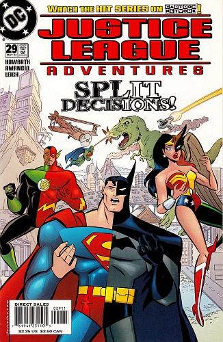 Justice League Adventures #29