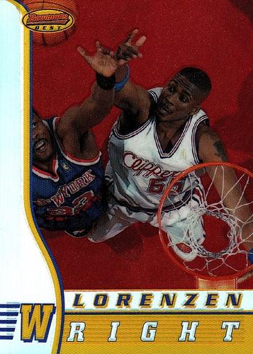 1996-97 Bowman's Best Rookies Refractor #R07 (1)