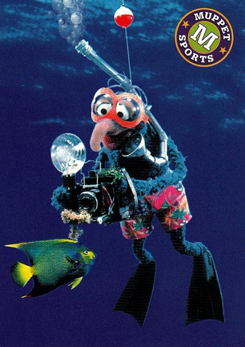 1993 Cardz Muppets #23 (1)