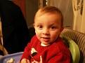 My little munchkin Andrew