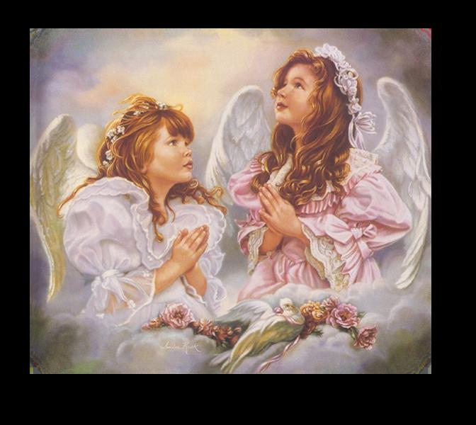 Instant Messaging Angel : Photo angels praying sweetttubes angel pngs album