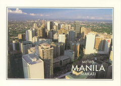 Philippines - Manila (World's Most Densenly Populated City)